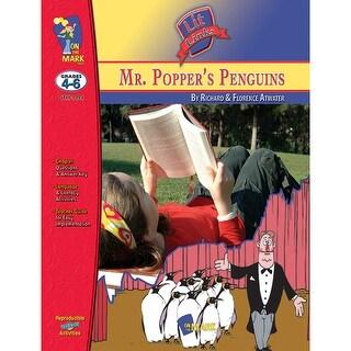 Mr Poppers Penguins Lit Link Gr 4-6