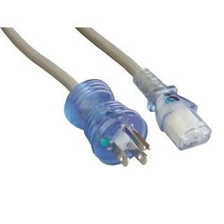 3 ft. 14 AWG 15A 125V Power Cord NEMA 5-15P to IEC320 C15