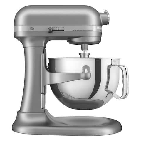 KitchenAid Refurbished Pro 600 Series 6 Quart Bowl-Lift Stand Mixer, RKP26M1X