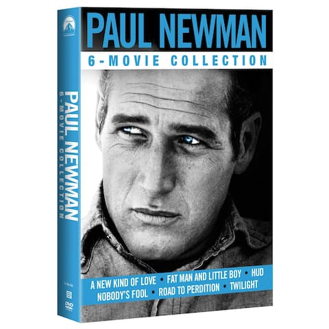 Paul Newman: 6-Movie Collection, DVD Region 1 (US & Canada)