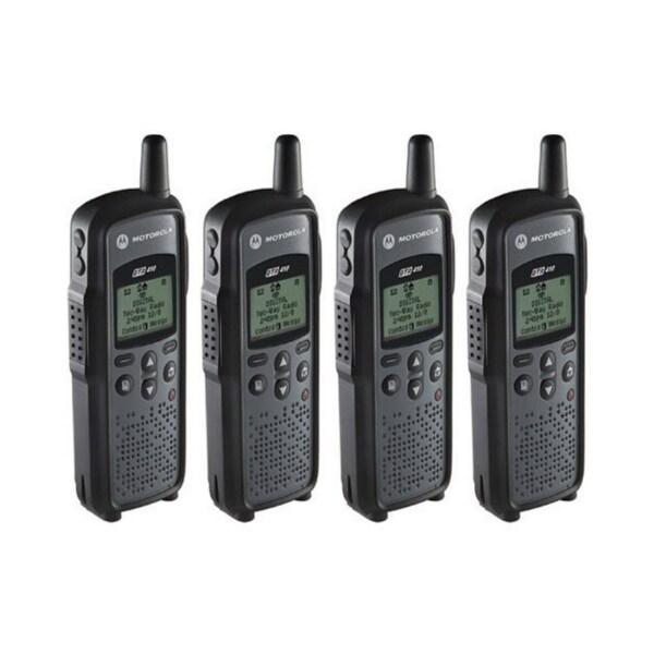 Motorola DTR410 Digital Professional Two Way Radio (4 Pack)