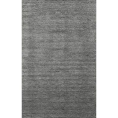 "Decorative Contemporary Oriental Area Rug Wool Handmade Foyer Carpet - 5'0"" x 8'0"""