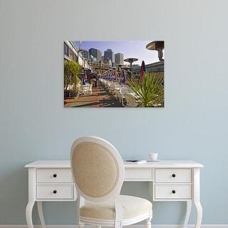 Easy Art Prints Janis Miglavs's 'Seattle' Premium Canvas Art