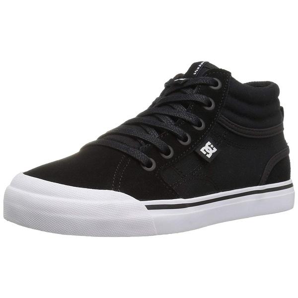 DC Kids Youth Evan Hi Skate Shoes Boys