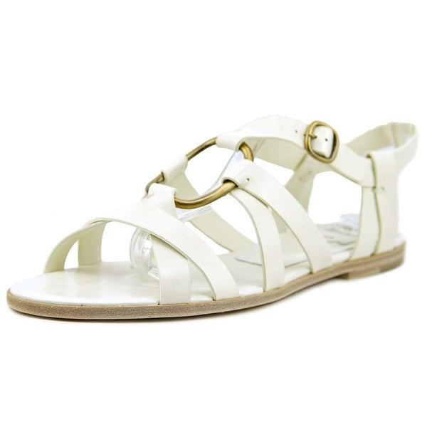 Roger Vivier Sandal Campeuse T.05 Open-Toe Leather Slingback Sandal