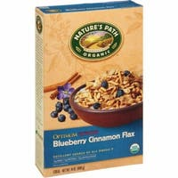 Nature's Path - Optimum Blueberry Cinnamon Cereal ( 12 - 14 oz boxes)