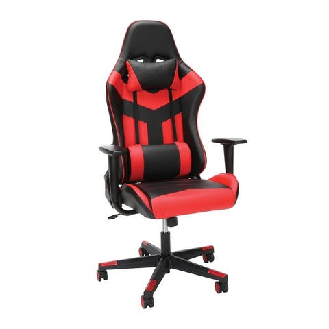 Essentials High-Back Racing Style Gaming Chair by OFM