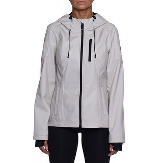 HFX Performance Patterned Rain Jacket with Hood (2 options available)