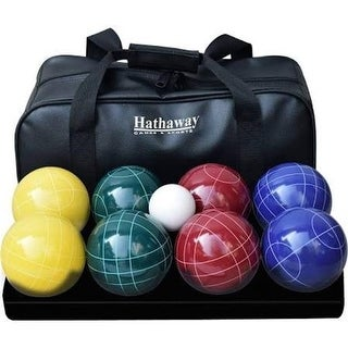 Blue Wave BG3139 Deluxe Bocce Ball Set