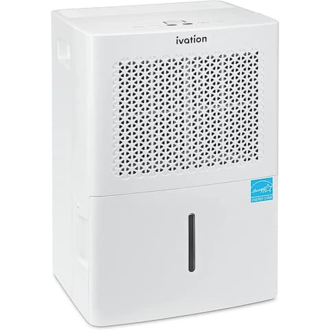 Ivation 3,000 Sq. Ft Energy Star Dehumidifier
