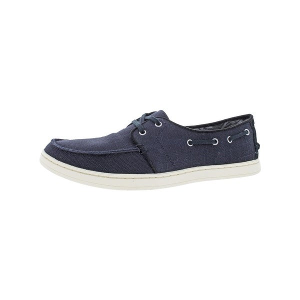 8f169419879 Shop Toms Mens Culver Boat Shoes Moc Toe Classic - Free Shipping On ...