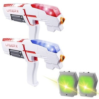 Laser X Real-Life Laser Gaming Experience Double Set - Multi