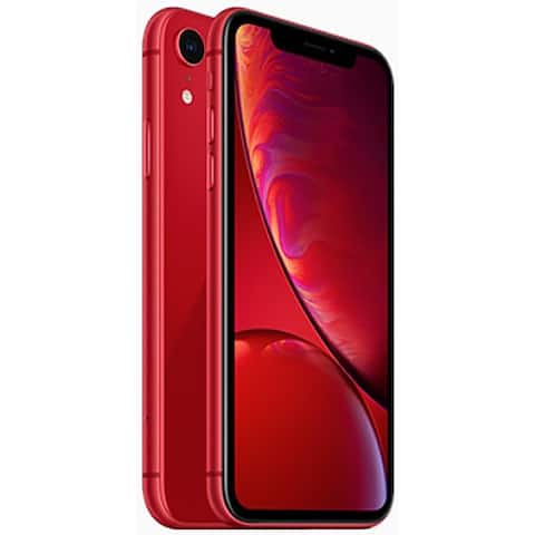 Apple iPhone XR 128GB Fully Unlocked (Verizon + Sprint + GSM Unlocked)