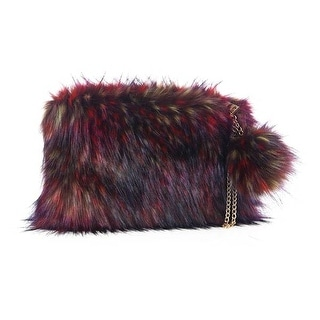 Mad Style Purple Natasha Prefur Bag
