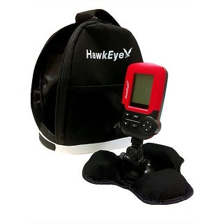 Hawkeye FishTrax 1C IceShack Kit - FT1PXCI