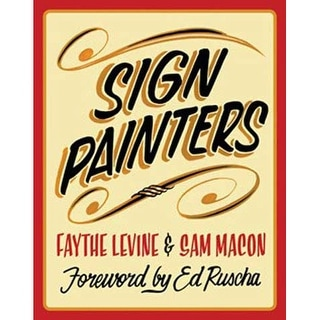 Chronicle Books - Sign Painters