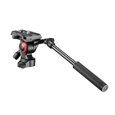 Manfrotto BeFree Live Fluid Video Tripod Head