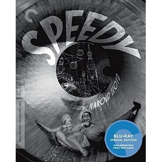Speedy [Blu-ray]