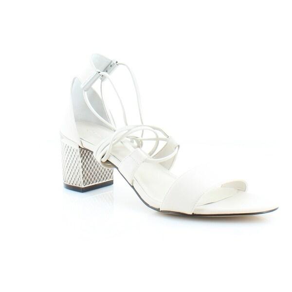 Calvin Klein Natania Women's Heels Soft White