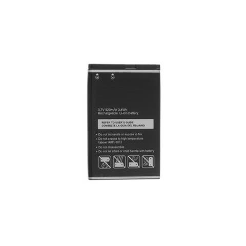 Replacement Battery For Pantech Breeze III Mobile Phones - PBR46A (920mAh, 3.7V, Li-Ion)