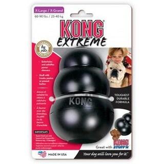 Kong Extreme Kong Black Extra Large