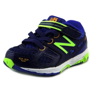 New Balance KA680 Toddler W Round Toe Synthetic Sneakers