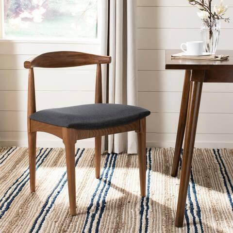 "Safavieh Lionel Retro Dining Chair (Set of 2) - 18.7"" x 18.9"" x 31.9"""