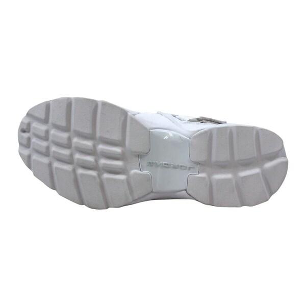 Shop Nike Grade School Air Jordan Trunner LX BG WhitePure