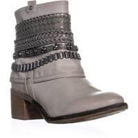 Carlos by Carlos Santana Cole Cowboy Boots, Grey