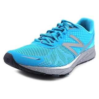 New Balance Pace Women Round Toe Synthetic Blue Running Shoe