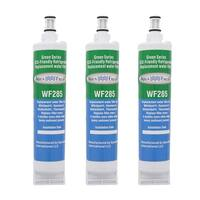 Replacement Water Filter For Whirlpool GS6SHEXNS00 Refrigerator Water Filter by Aqua Fresh (3 Pack)