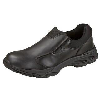 Thorogood Work Shoes Mens Slip-On ASR Ultra Uniform Black 834-6520