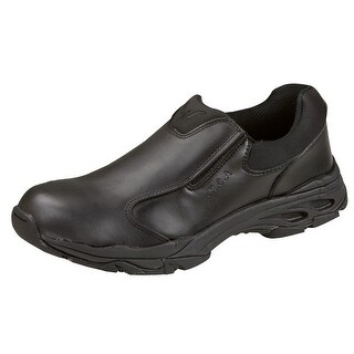 Thorogood Work Shoes Mens Slip-On ASR Ultra Uniform Black 834-6520