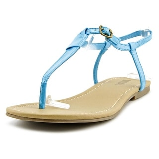 Mia Tonga Open Toe Synthetic Thong Sandal
