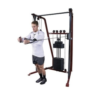 Best Fitness Functional Trainer - Black