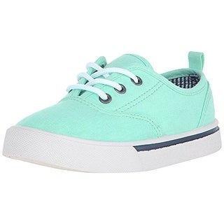 Osh Kosh Girls Canvas Fashion Sneakers