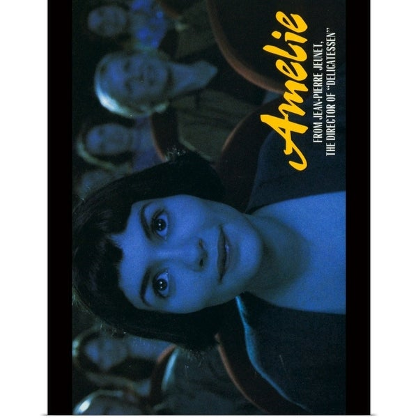2001 Poster Print Wall Art entitled Amelie
