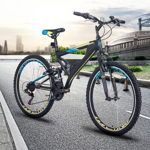 Quality mountain bike