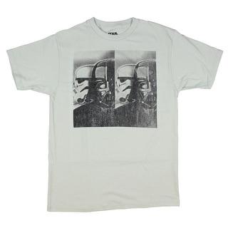 Star Wars Vader Trooper Classic Crewneck T-Shirt