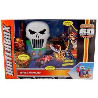 Matchbox 60th Anniversary Buried Treasure Play Set - Multi
