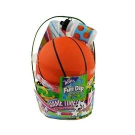 Basketball Themed Easter Gift Basket