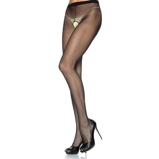 Crotchless Pantyhose Stockings, Crotchless Lingerie