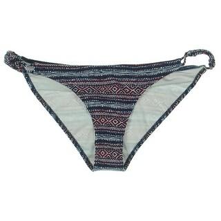 Volcom Womens Hipster Printed Swim Bottom Separates