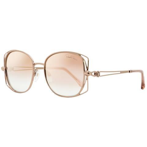 Roberto Cavalli RC1031 Casentino 34U Womens Bronze/Rose 55 mm Sunglasses