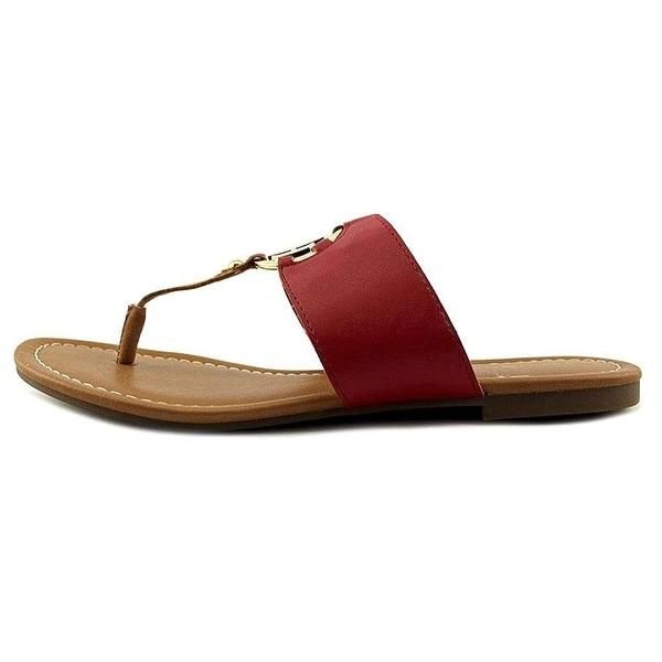 Tommy Hilfiger Womens Sia Open Toe Casual