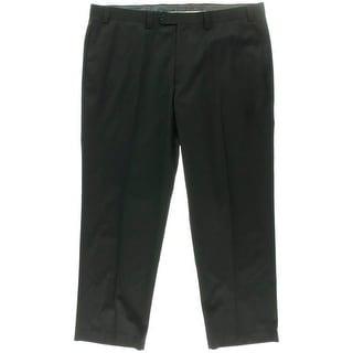 Lauren Ralph Lauren Mens Twill Flat Front Dress Pants - 36/34