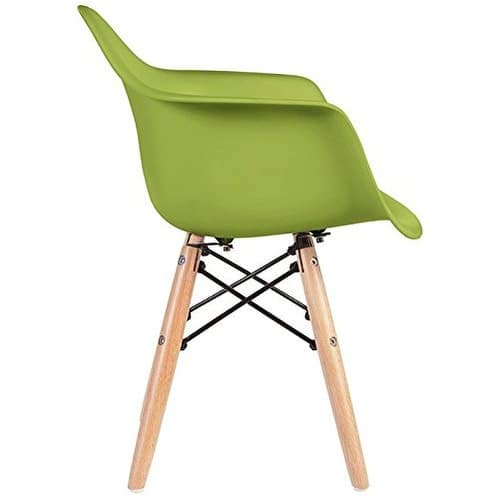 Groovy Shop 2Xhome Set Of 2 Kids Chair Green With Arms Armchair Onthecornerstone Fun Painted Chair Ideas Images Onthecornerstoneorg