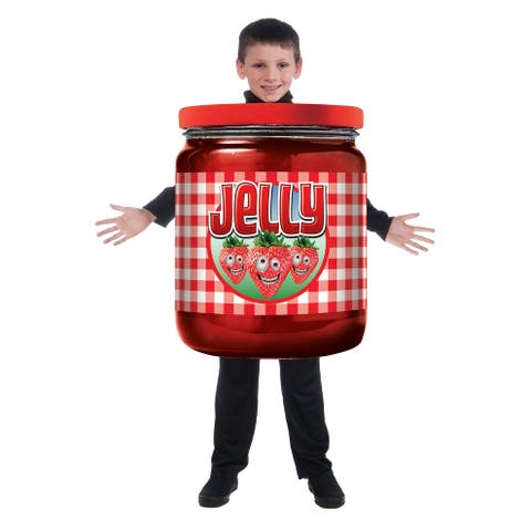 Forum Novelties Jelly Child Costume - One Size Fits Most