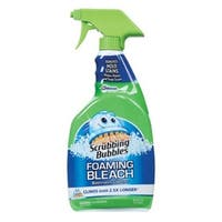 Scrubbing Bubbles 70809 Foaming Bleach Bathroom Cleaner, 32 Oz.