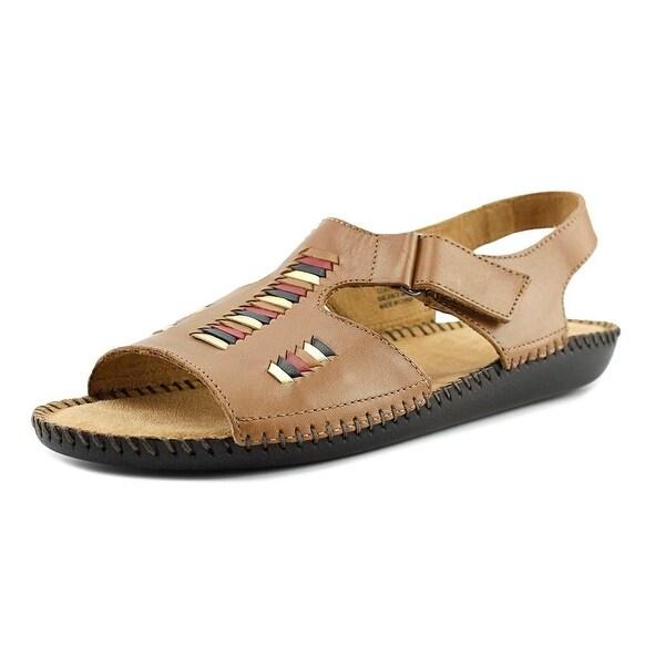 Auditions Spirit Sdl Tan Mlt Sandals